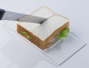 パンを切るまな板としても使えます
