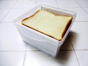 食パンをそのまま保存するのもOK