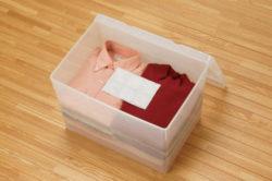 2056_カラリン除湿シート_衣装ケース用2枚入_KOKUBO小久保工業所_使用シーン