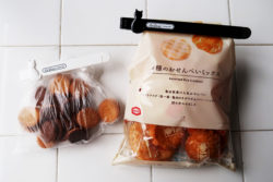 KM-341_キャットグレイスキッチンクリップLARGE&SMALL_KOKUBO小久保工業所_使用例_お菓子