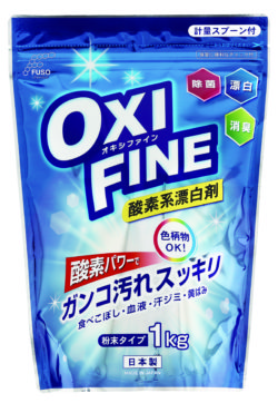 F-233_オキシファイン酸素系漂白剤_1kg_扶桑化学