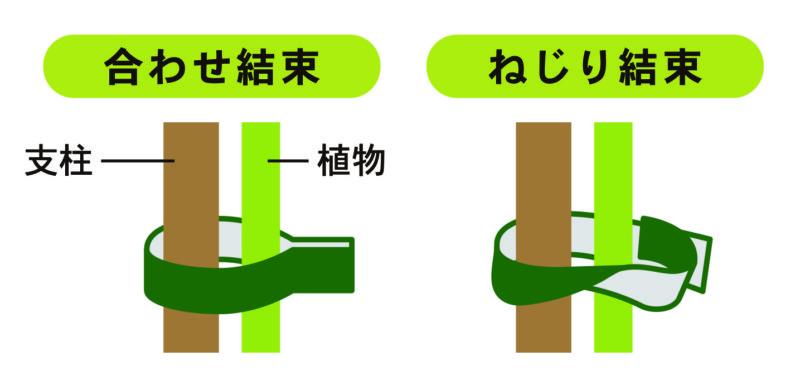 園芸テープ_KOKUBO小久保工業所_使用イラスト02
