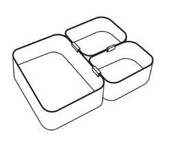 ファイルボックス連結パーツS_KOKUBO小久保工業所_使用例イラスト