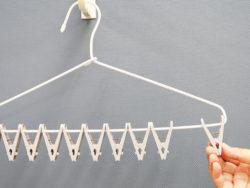 3854_洗濯物が一度に外せるピンチハンガー10ピンチ付_グレー_KOKUBO小久保工業所09