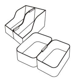ファイルボックス連結パーツM_KOKUBO小久保工業所_使用例イラスト