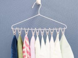 3854_洗濯物が一度に外せるピンチハンガー10ピンチ付_グレー_KOKUBO小久保工業所11